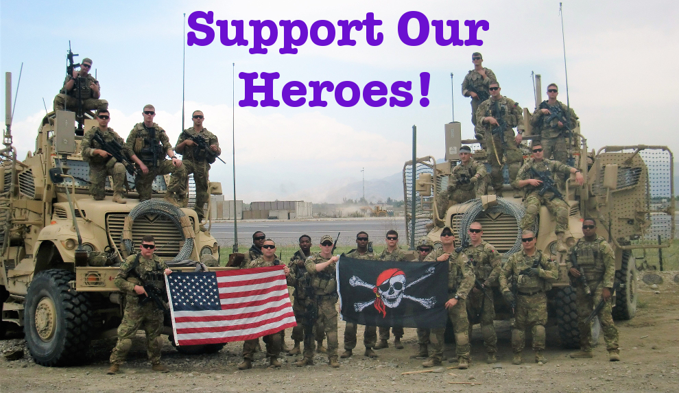 Help USA Troops